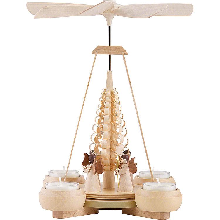 1 - Tier Pyramid  -  Angels  -  24cm / 9.4 inch