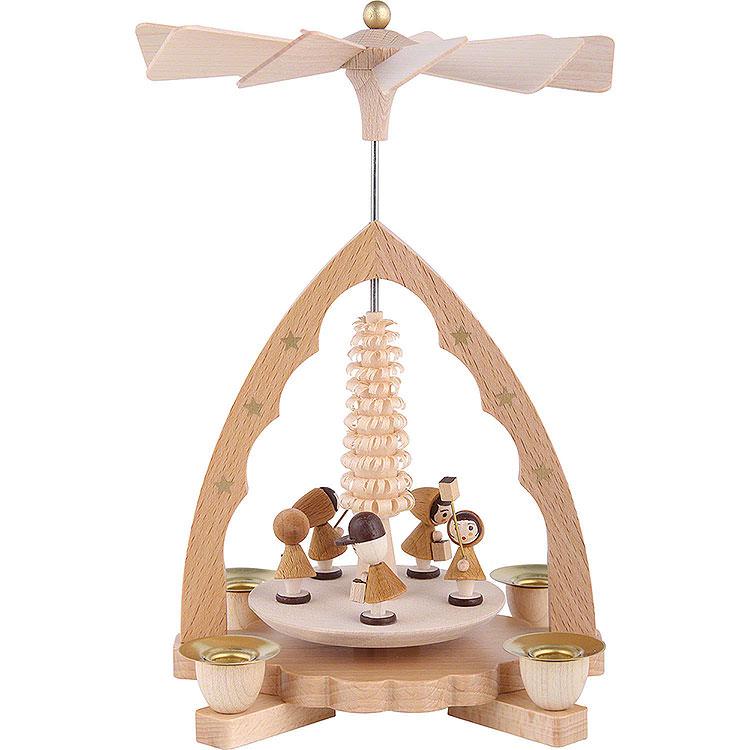 1 - Tier Pyramid  -  Lantern - Children  -  19cm / 7 inch