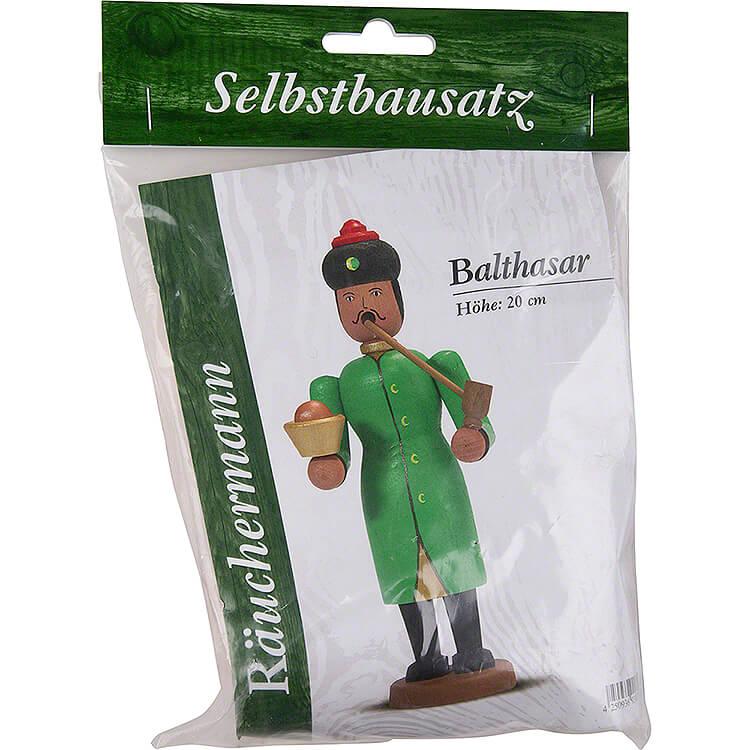 Bastelset Räuchermännchen Balthasar  -  20cm