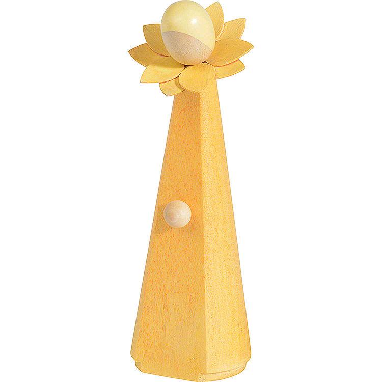 Blumenmädchen, orange  -  11cm