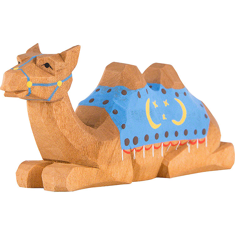 Camel lying  -  4cm / 1.6 inch