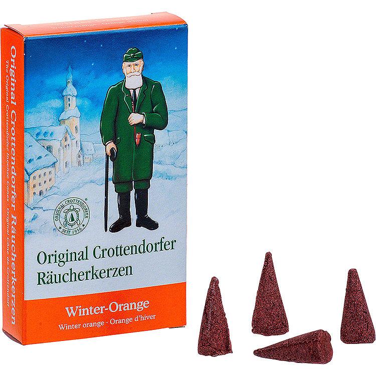 Crottendorfer Incense Cones  -  Winter Orange