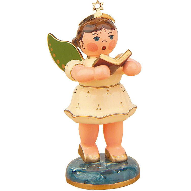 Engel mit Gesangbuch  -  6,5cm