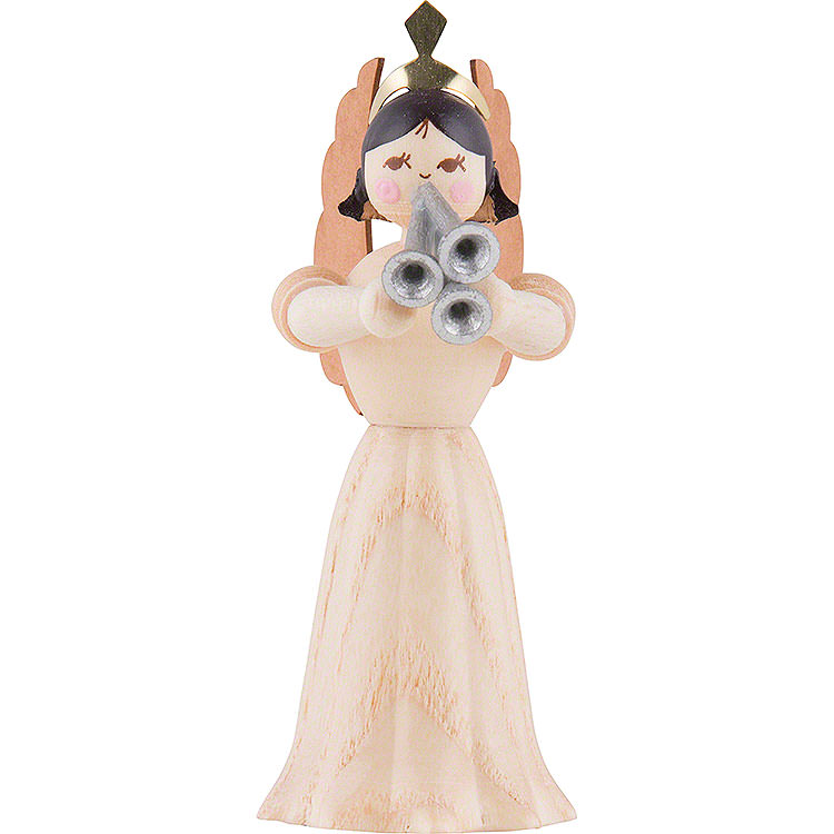 Engel mit Schalmei  -  7cm