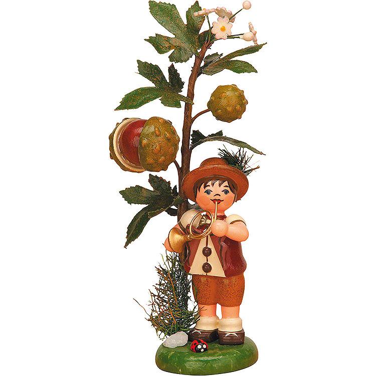 Herbstkind  -  Kastanie  -  13cm