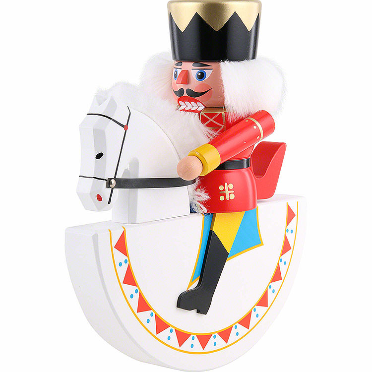 Horseman King Red  -  26cm / 10.2 inch
