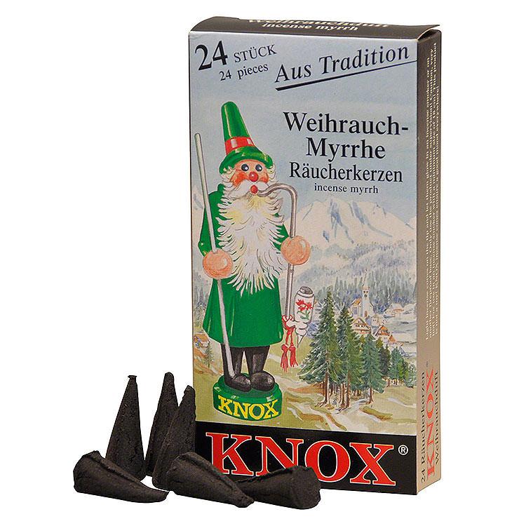 Knox Incense Cones  -  Incense
