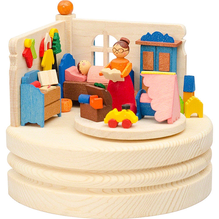 Music Box Bedtime Story  -  8,5cm / 3.3 inch