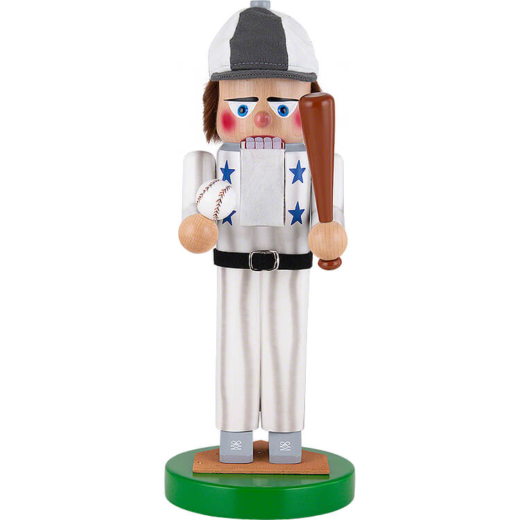 Nussknacker Baseball Star  -  40cm