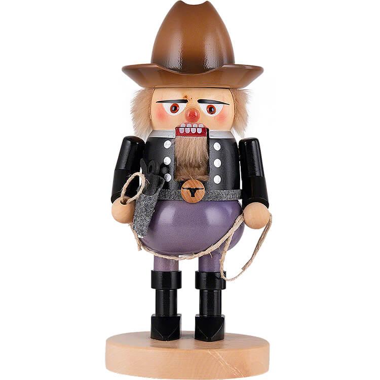 Nussknacker Cowboy  -  33cm