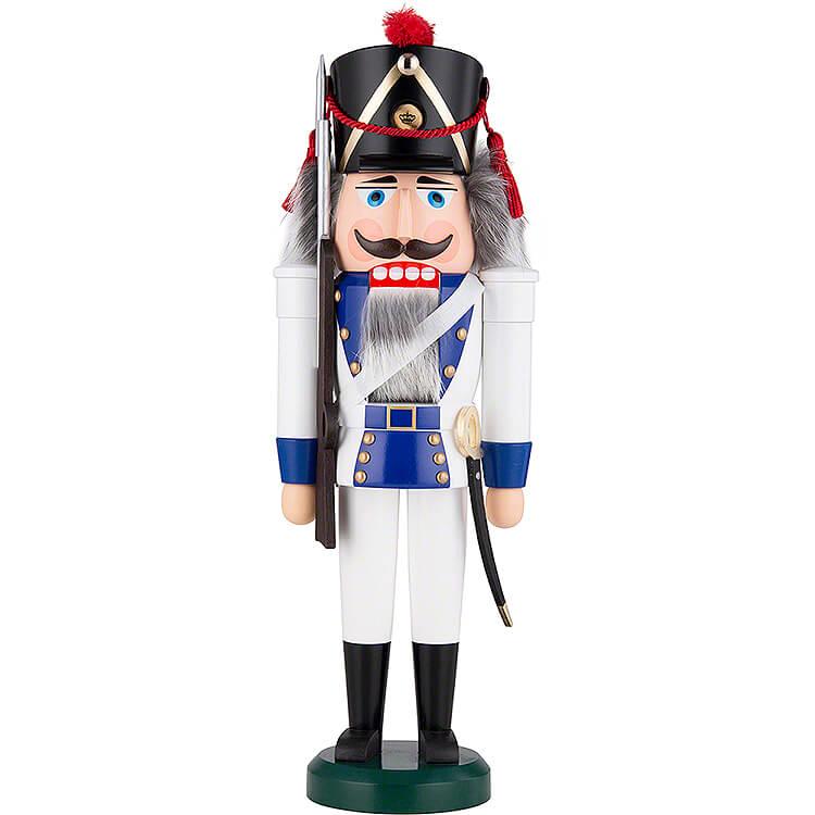 Nussknacker Grenadier blau  -  39cm