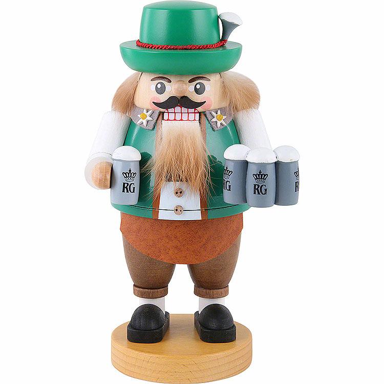 Nutcracker  -  Bavarian Innkeeper  -  20cm / 8 inch