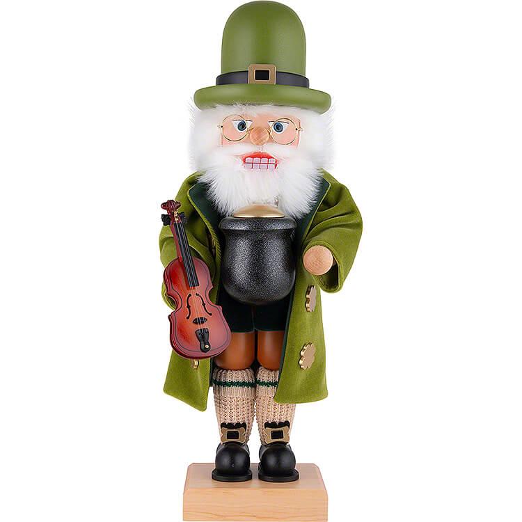 Nutcracker  -  Irish Santa  -  50cm / 19.7 inch