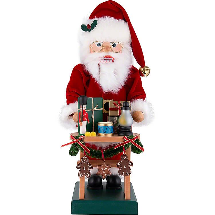 Nutcracker  -  Santa Present Table  -  47cm / 18.5 inch