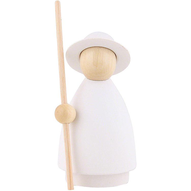 Shepherd White/Natural  -  7cm / 2.8 inch