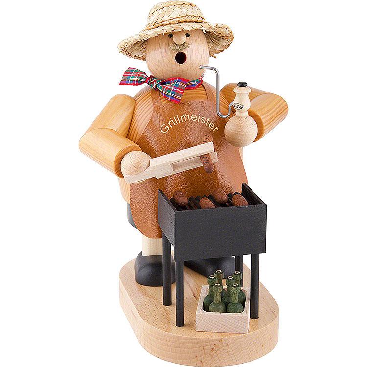 Smoker  -  BBQ Dad  -  21cm / 8 inch