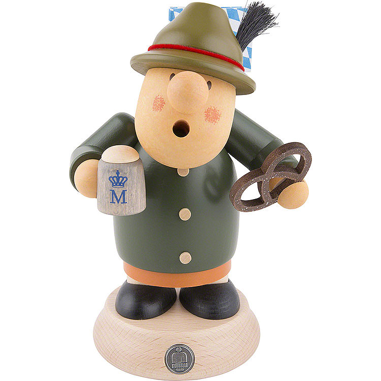 Smoker  -  Bavarian  -  16cm / 6 inch