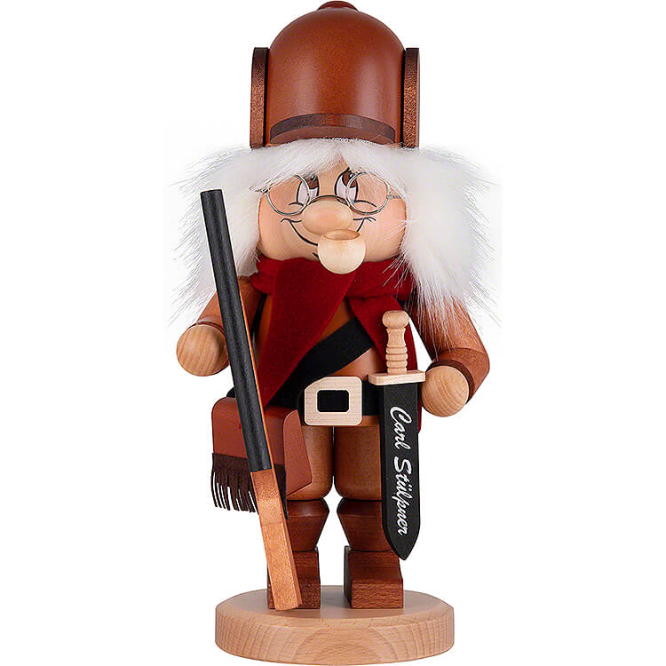 Smoker  -  Gnome Stülpner Karl  -  29,5cm / 11.6 inch