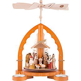 1 - stöckige Pyramide Christi Geburt  -  27cm