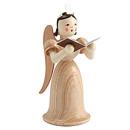 Angel Long Skirt with Singer, Natural  -  6,6cm / 2.6 inch