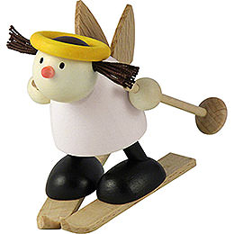 Angel Lotte on Ski  -  Snowplow  -  7cm / 2.8 inch