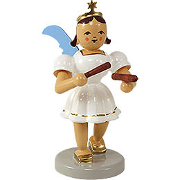 Angel Short Skirt Colored with Tonewood  -  6,6cm / 2.5 inch