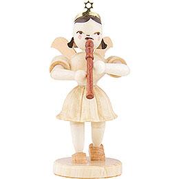 Angel Short Skirt Natural, Flute  -  6,6cm / 2.6 inch