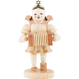 Angel Short Skirt Natural, Harmonica  -  6,6cm / 2.6 inch