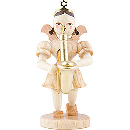 Angel Short Skirt Natural, Saxophone  -  6,6cm / 2.6 inch