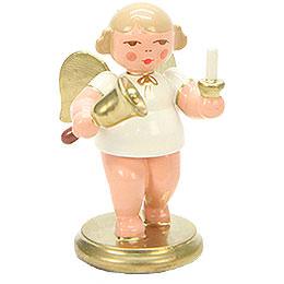 Angel with Light  -  6cm / 2.4 inch
