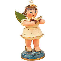 Angel with Songbook  -  6,5cm / 2,5 inch