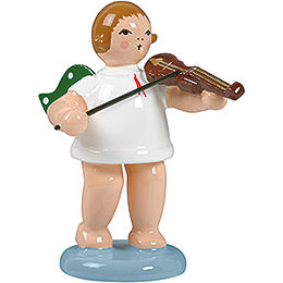 Angel with Violin  -  6,5cm / 2.5 inch