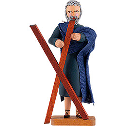 Apostel Andreas  -  8cm