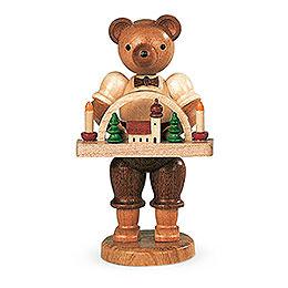 Bär Spielzeugmacher  -  10cm