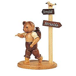 Bär Wanderer  -  13cm