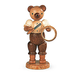 Bear Carpenter  -  10cm / 4 inch