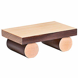 Bench for Edge Stool, Large  -  1x8x4cm / 0.4x3.1x1.5 inch