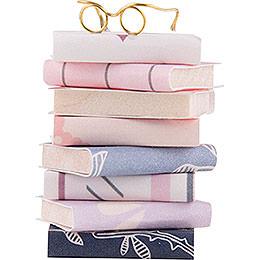 Bücherstapel  -  3,5cm