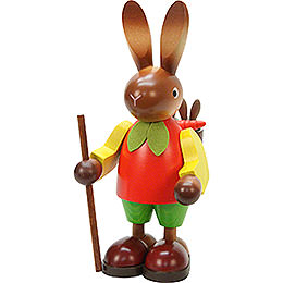Bunny (male) with Children  -  22,0cm / 9 inch