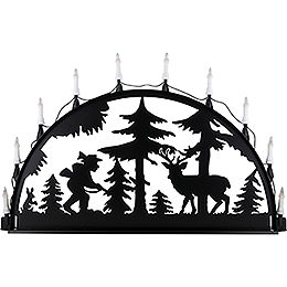 Candle Arch for Outside  -  Hunter  -  100 - 300cm / 40 - 120 inch