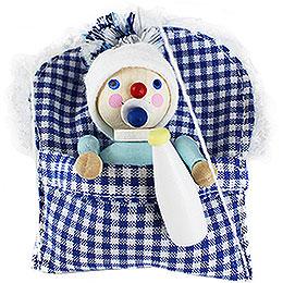 Christbaumschmuck Baby Junge  -  10cm