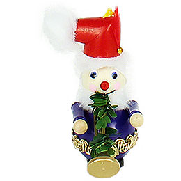 "Christbaumschmuck Weihnachtsmann  -  ""Eleven Pipers Piping""  -  9cm"