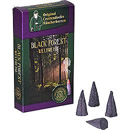 Crottendorfer Räucherkerzen  -  Weltreise  -  Black Forest