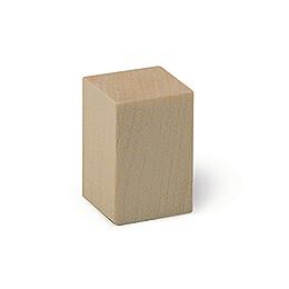 Decorative Cube  -  2,2x2,2x3,3cm / 0,9x0,9x1.2 inch