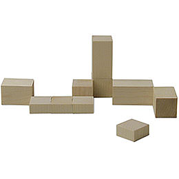 Decorative Cube Set  -  10 pieces