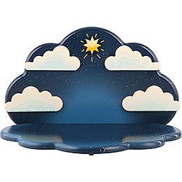 Engel Wolke stehend/hängend  -  23x14x14cm