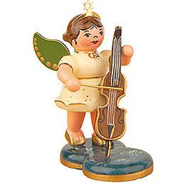 Engel mit Cello  -  6,5cm