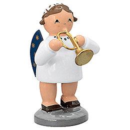 Engel mit Trompete  -  5cm