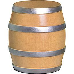 Faß für Räuchermännchen Winzer  -  8cm