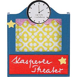 Flachshaarkinder Kasperle - Theater  -  5cm
